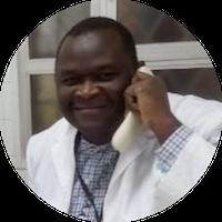 Dr Bertrand Njionhou