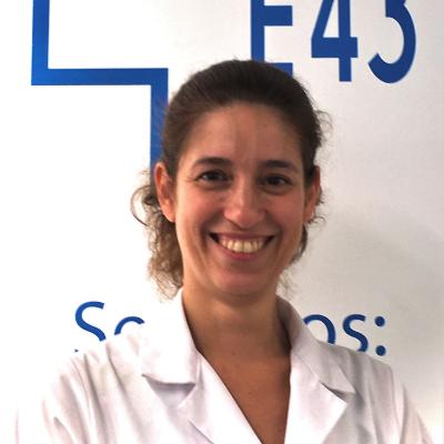 Dra. Catalina Alhambra Farmacia Espronceda
